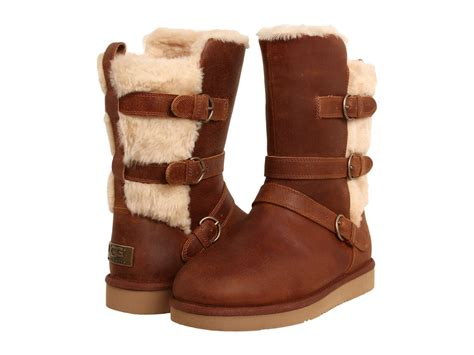 new ugg boots for ugg australia becket boot 1005380 chestnut leather