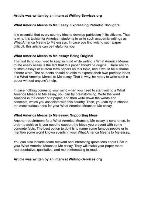 Patriotism Essay Ideas by Essays On Patriotism Topic Sentences For Essays How Do You Write A Personal Narrative Essay