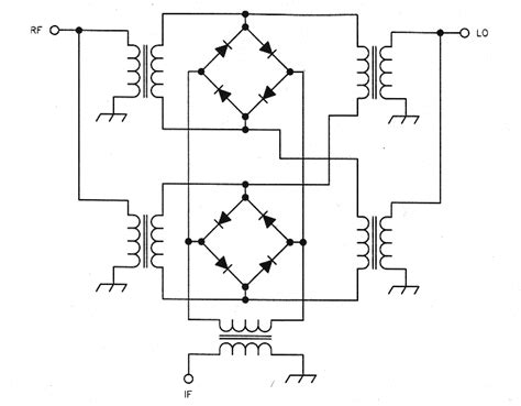 balanced diode mixer schematic single balanced diode mixer 28 images balanced diode mixer circuit wiring diagram free