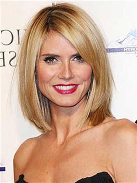 chin length hairstyles for thick hair 2015 como fazer corte de cabelo chanel feminino passo a passo