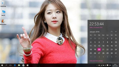 theme for windows 7 kpop korean girls theme for windows 7 8 8 1 and 10 save themes