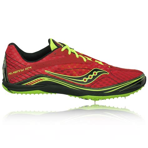 cross country shoes saucony kilkenny xc4 cross country running spikes 50
