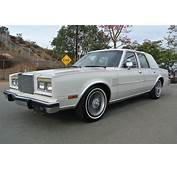 1988 Chrysler Fifth Avenue  Information And Photos