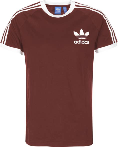 Adidas Tshirt adidas california t shirt maroon