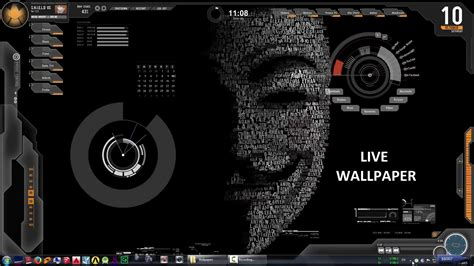 how to get live wallpaper pc desktop youtube make your desktop alive with live wallpaper rainmeter