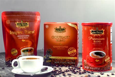 King Coffee ra mắt nh 224 m 225 y tni king coffee tạp ch 237 doanh nh 226 n