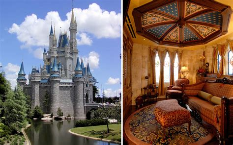 cinderella film hotel secret hotel suite inside disney s cinderella castle