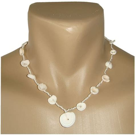 Hawaiian Handmade Jewelry - hawaiian jewelry handmade puka shell necklace