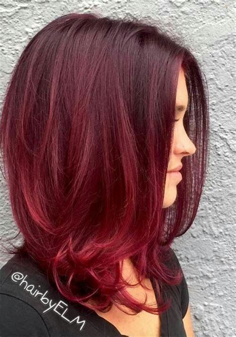 black cherry color best 25 cherry hair colors ideas on cherry