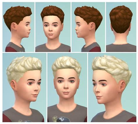male haircuts undecided 52 best sims 4 cc male hair images on pinterest