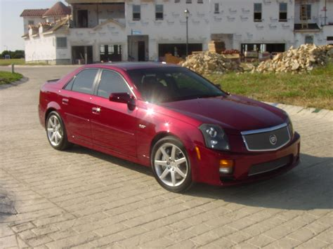 Cadillac 2005 Cts by 2005 Cadillac Cts Information And Photos Momentcar