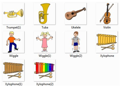 musical names instruments names free clip free clip on clipart library