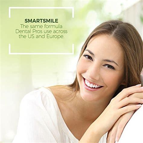 smartsmile professional teeth whitening kit