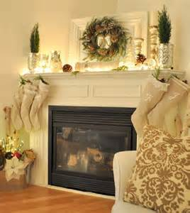 Decorating Mantels For Christmas Home Secrets 10 Glamorous Winter D 233 Cor Ideas