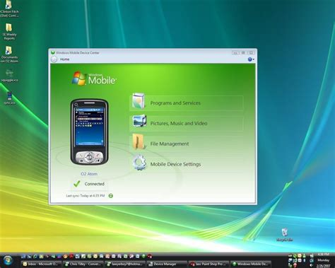 windows mobile windows mobile device center 6 1