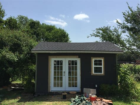 Fix Shed Roof by Repair Can I Raise A Sagging Shed Roof By Winching The