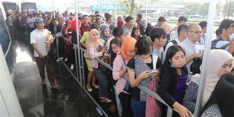 keyakinan  lowongan kerja  indonesia tertinggi  asia pasifik