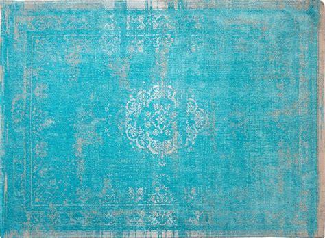 teppiche 2x3m vintage teppich orient muster gef 228 rbt gewebt aqua