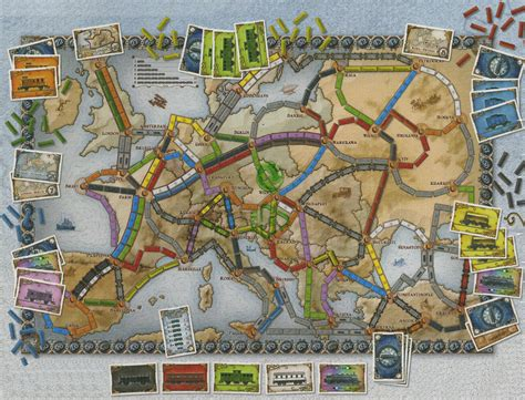 Ticket To Ride Map Collection Volume 2 India Switzerland ticket to ride europe exodus books