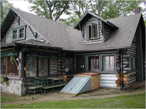 log home exterior stain blasting caulking staining gallery log home