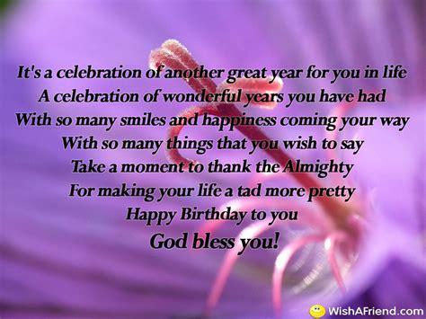 Religious Birthday Quotes Religious Birthday Quotes