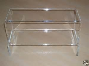 Perspex Acrylic Display Cabinet Stand Riser Featured Products