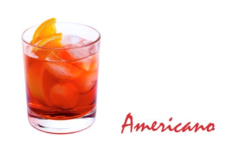 americano cocktail recipe with cari vermouth