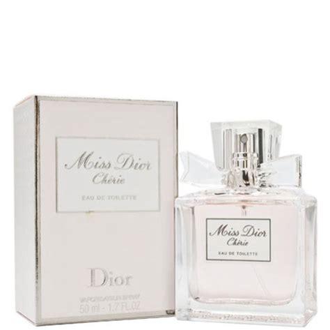 Parfum Mini Miss Cherie Original Singapura christian miss cherie edt spray 50ml perfume