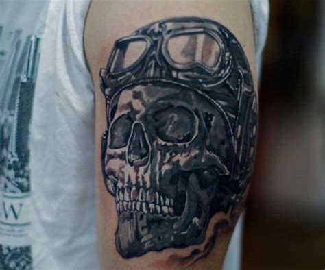 skull tattoo designs for men top 80 best skull tattoos for manly designs and ideas