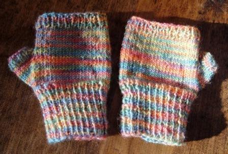 knitting pattern for childrens gloves adorable fingerless gloves kiwiyarns knits