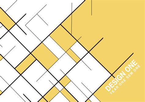 pattern planning year 1 2010 nus architecture design year 1 sem 1 portfolio