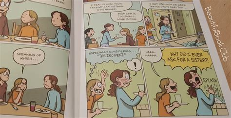 for the of a sibling s story books kid view by raina telgemeier smile series book 2