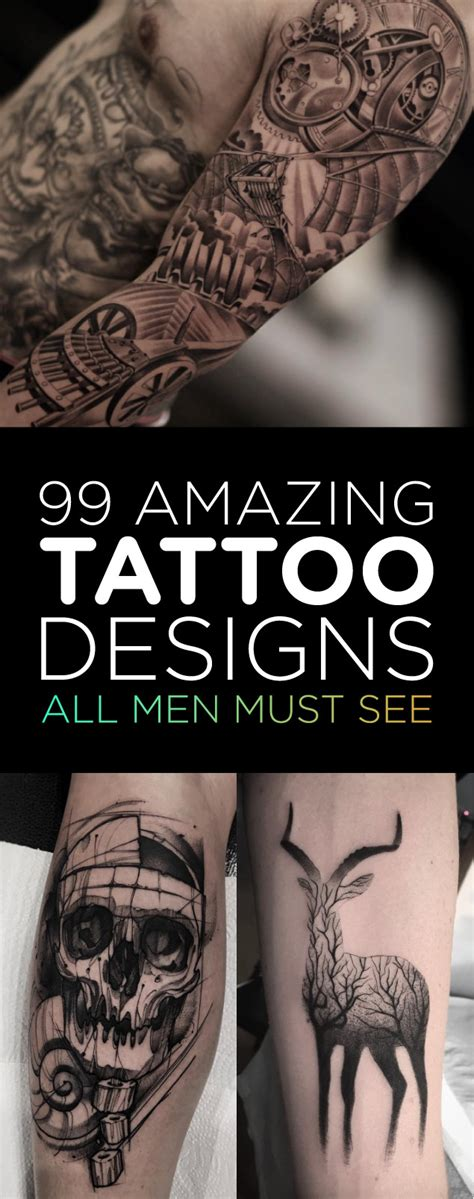 99 amazing designs all must see tattooblend