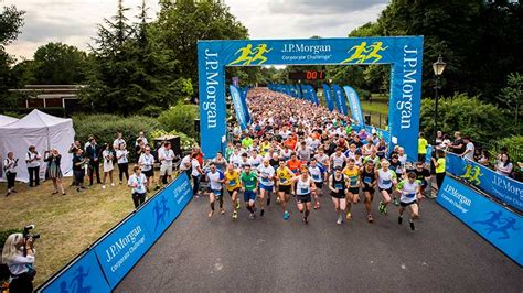 jp corporate challenge celebrates 30 years of the j p corporate