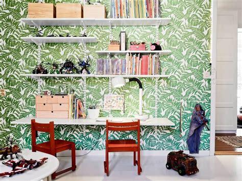 decoracion paredes con papel papel pintado c 243 mo decorar