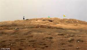 mail stribbons co uk loc us us airstrikes help kurdish fighters scale hill outside