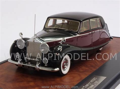 roll royce maroon matrix models rolls royce hooper design 8390 empress