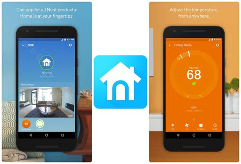 nest app for android nest app now supports smart lock the android soul