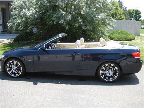 bmw 3351 for sale fs 2007 bmw 335i e93 convertible monaco blue