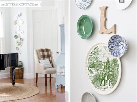 Decorating With Plates by Sns 177 Decorating With Plates Funky Junk