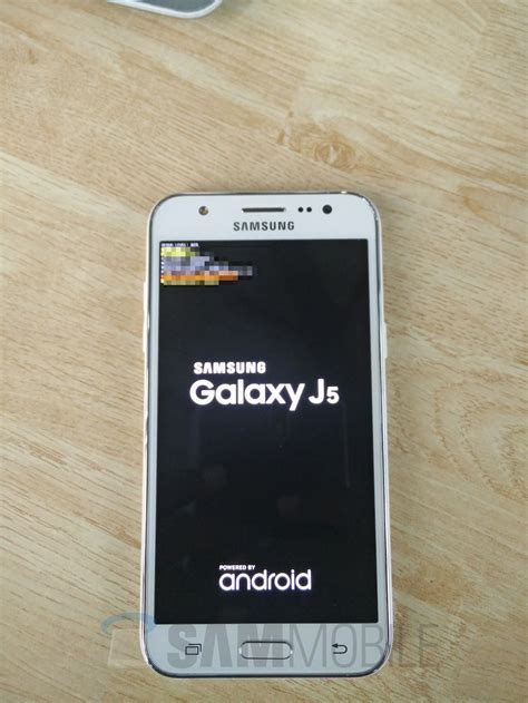 Soft Samsung J5 Mirip Iphone les photos et caract 233 ristiques du samsung galaxy j5