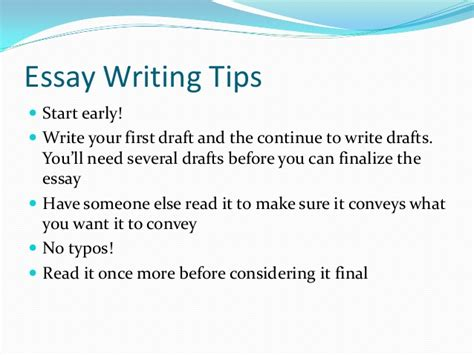 How To Start Mba Course by Essay