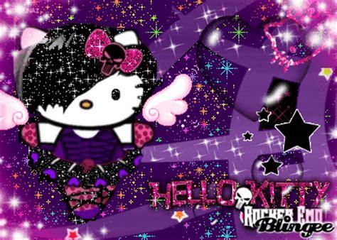 imagenes lindas que brillen hello kitty emo fotograf 237 a 60591164 blingee com