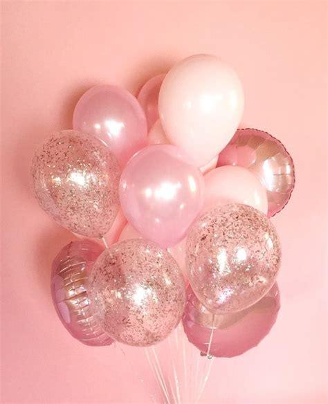 pink balloon wallpaper giant pink balloon bouquet confetti balloons pink
