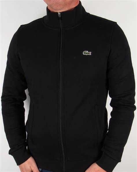 Sweatshirt Navy Ninenine lacoste zip up track top sweatshirt tracksuit jacket mens
