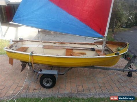 seabird boat trailers sailboat seabird 3 2 with reg trailer dinghy not
