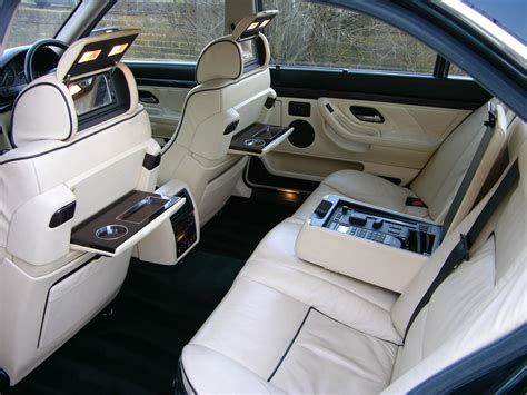 BMW 750iL Very ?Individual?   The Car Spy