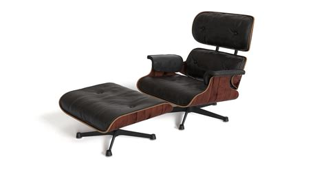 Lounge Chairs With Ottomans by Eames Lounge Chair With Ottoman Flyingarchitecture