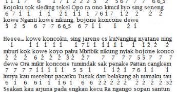 lirik lagu bojo galak lirik lagu bojo galak 28 images band enjoy aja lirik vidio lirik lagu wedhus wiwik sagita