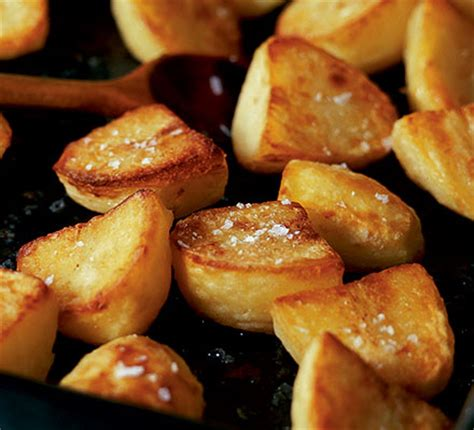 ultimate roast potatoes recipe | bbc good food